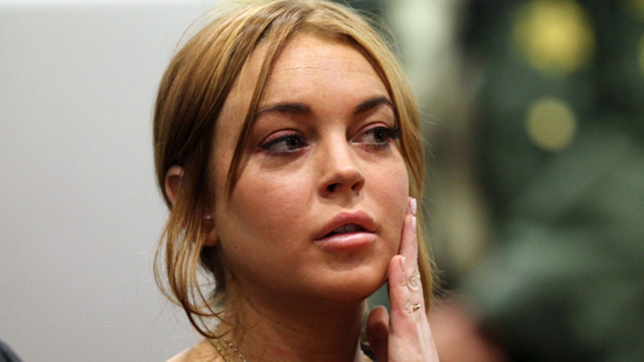 Lindsay thinks jail won't happen