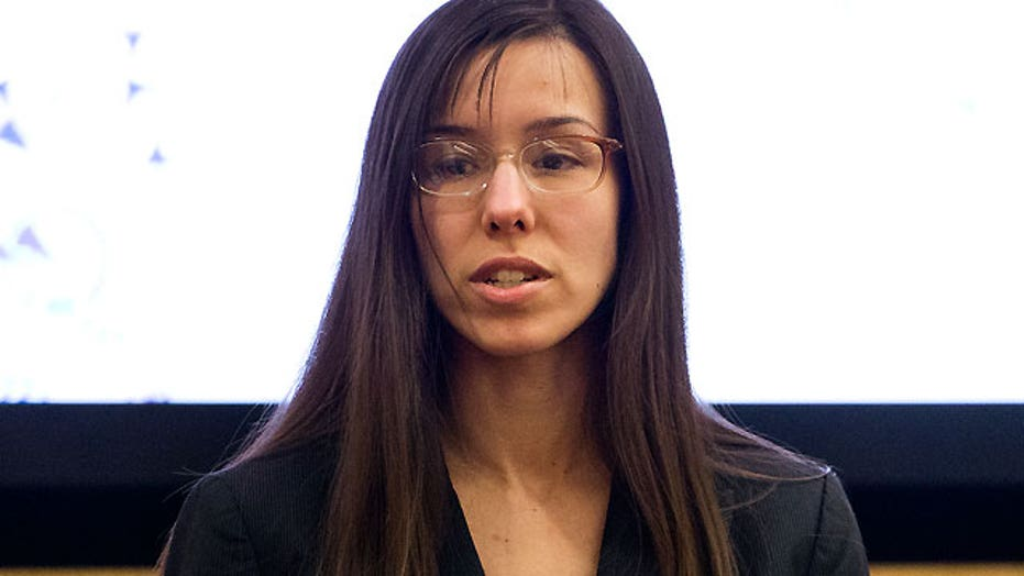 Jodi Arias testifies about why she killed her ex-boyfriend