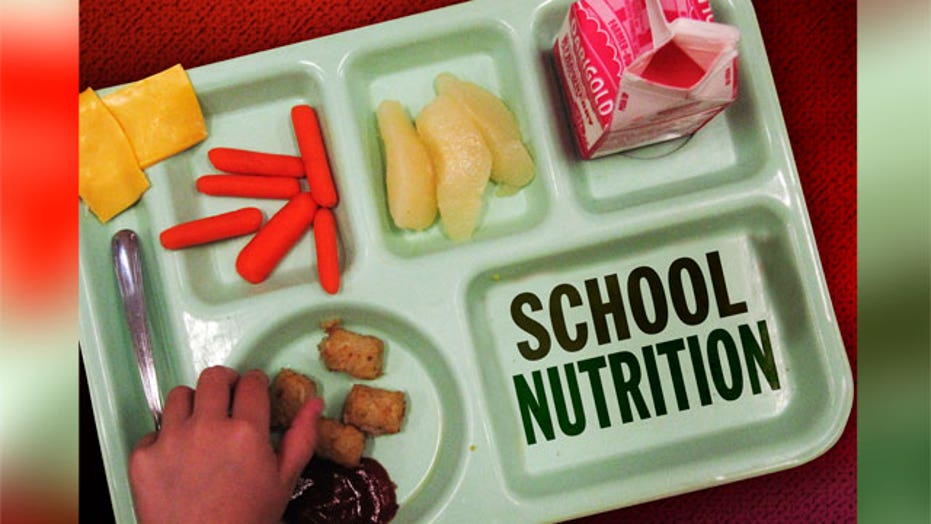 Latest red tape for school food and drinks
