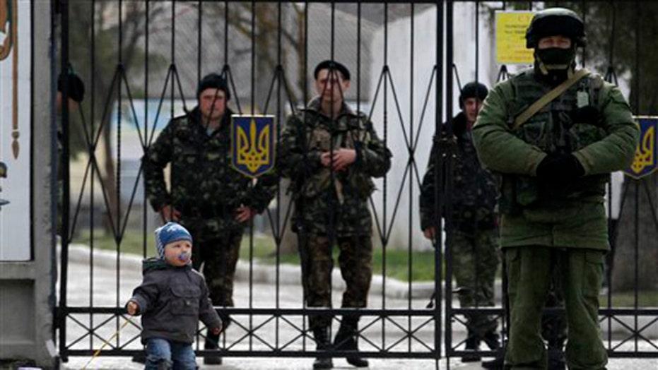 Donald Rumsfeld breaks down the Russia-Ukraine conflict