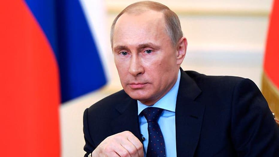 Putin's Ukraine power grab preventable?
