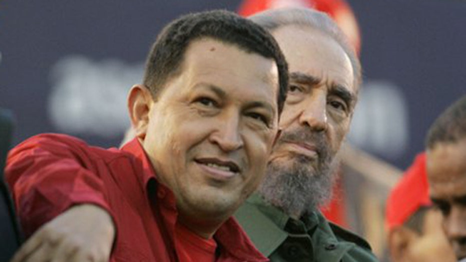 Who will succeed Chavez in Venezuela?