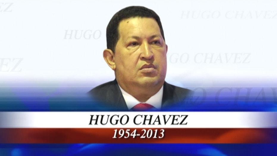Hugo Chavez Dead at 58