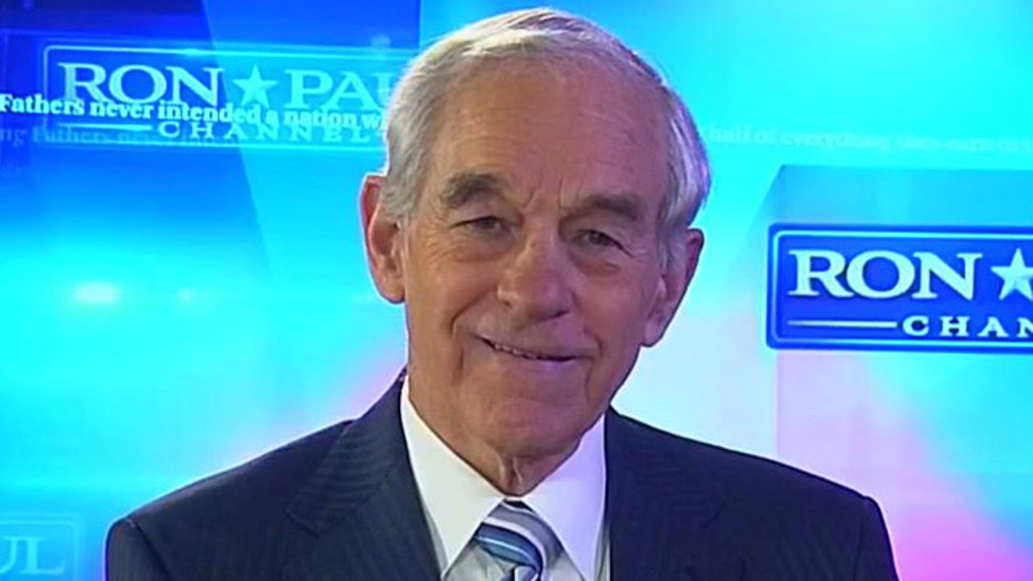 Ron Paul: We have 'no business' being involved in Ukraine