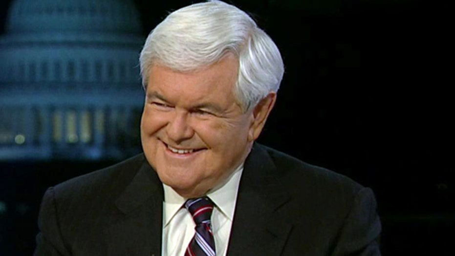 The sequester debacle according to Gingrich
