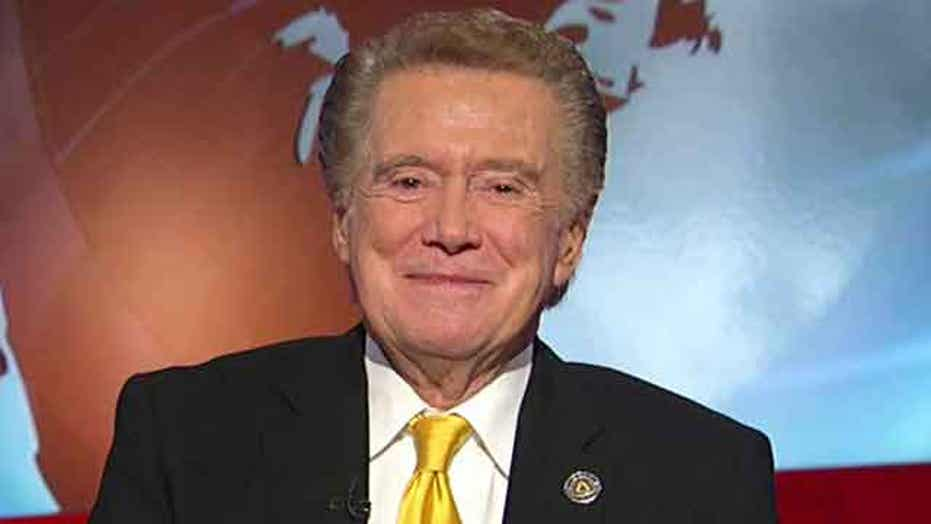 Regis Philbin to host show on Fox Sports 1