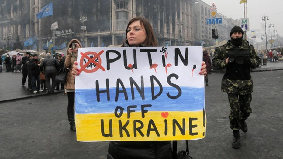 O'Hanlon: Ukraine split would only hurt, not fix standoff