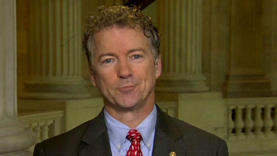 Sen. Rand Paul previews his CPAC 2014 speech