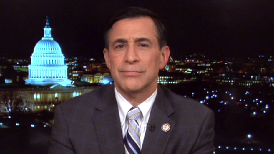Issa says he 'broke no rules' adjourning IRS hearing