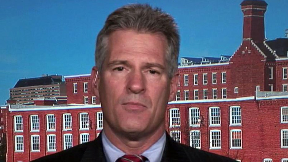 Scott Brown thinking about running for Senate in N.H.