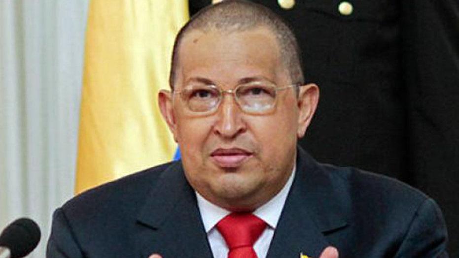 New details on Hugo Chavez's final moments