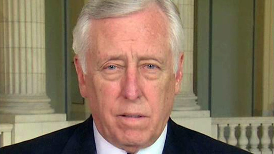 Rep. Steny Hoyer on real impact of sequestration