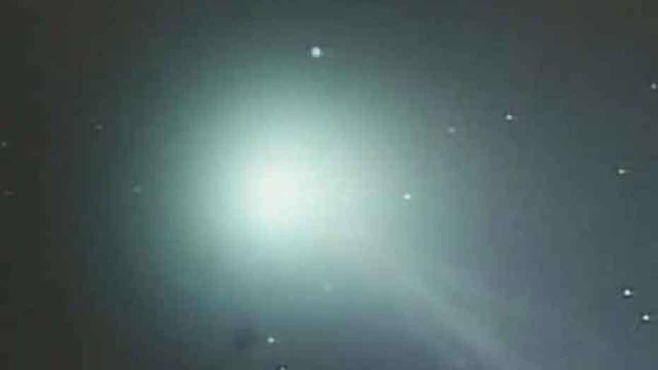 Comet flyby to be seen from Earth