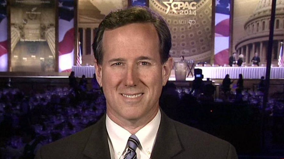 Rick Santorum's take on possible 2016 contenders
