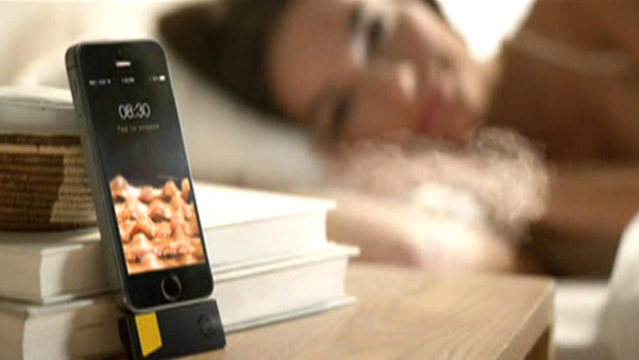 Oscar Mayer app wakes you up with sound, smell of bacon