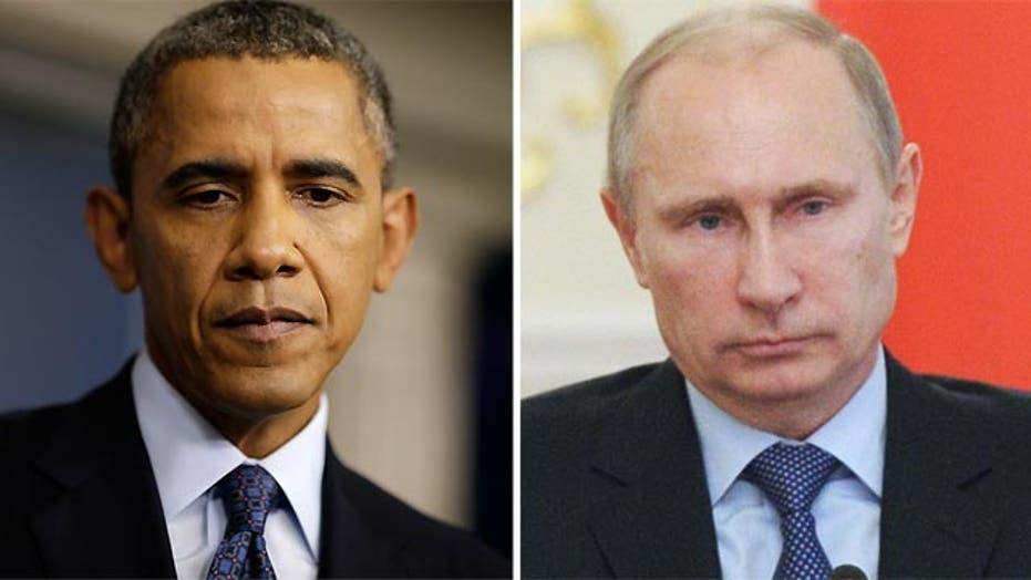 Chris Wallace discusses phone call between Obama, Putin
