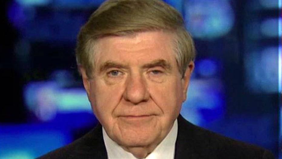Former Sen. Ben Nelson on ObamaCare enrollment, delays