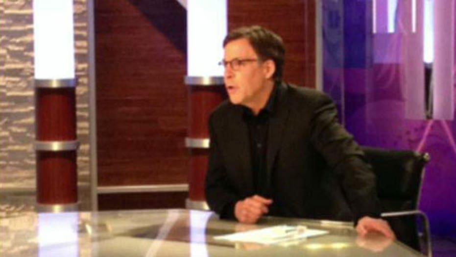 Report: Bob Costas got pink eye from Botox