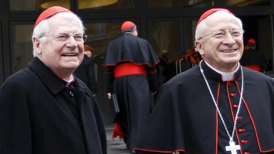 Date for papal conclave set; what happens next?