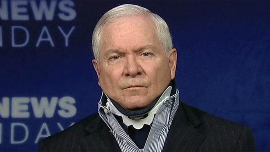 Robert Gates on Ukraine crisis, 'reset' with Russia