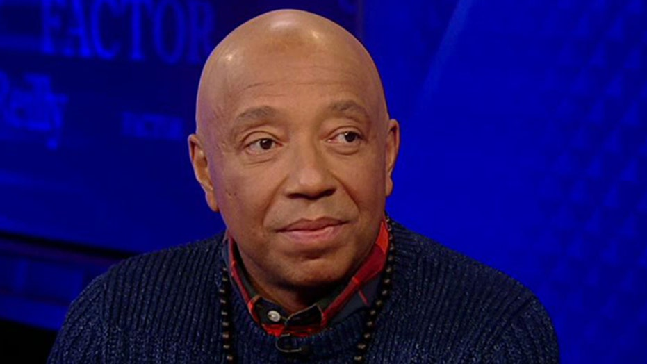 Russell Simmons enters 'The No Spin Zone'