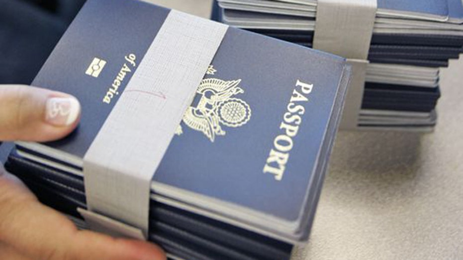 Lack of passport checks exposes airport security flaw