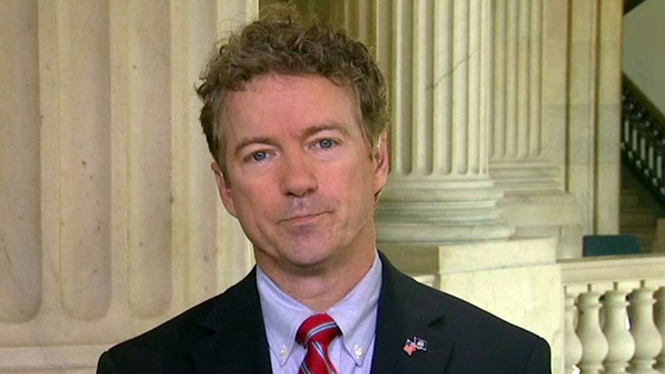 Exclusive: Rand Paul responds to Ted Cruz's criticism