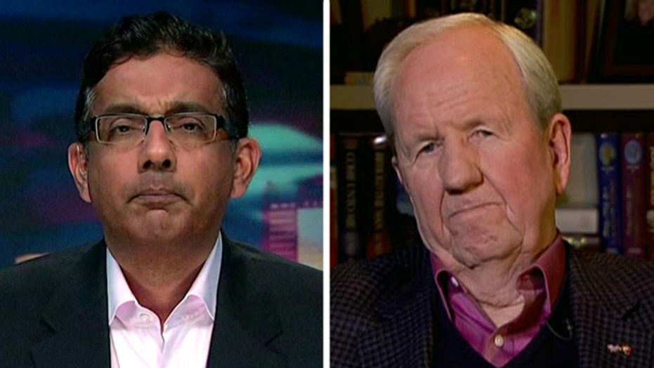 Exclusive: Dinesh D'Souza back with new film 'America'
