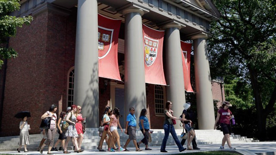 Harvard faculty furious over secret email searches