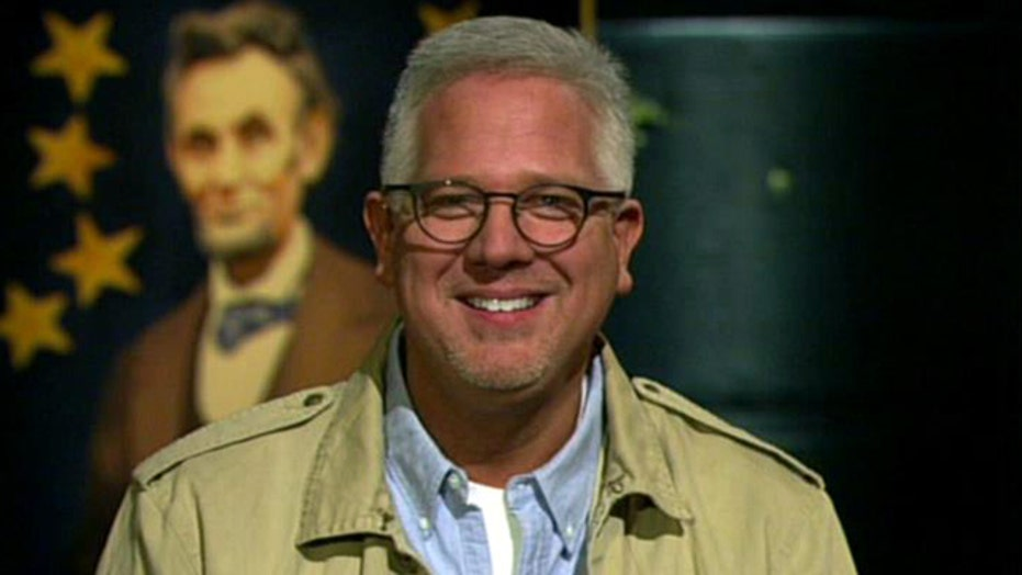 What did Glenn Beck think of the O'Reilly/Colmes debate?
