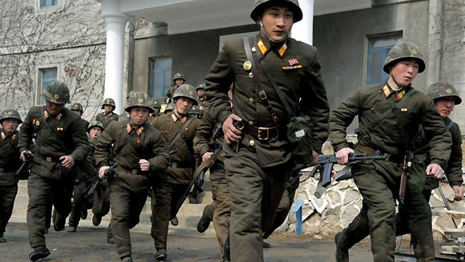 North Korea scraps armistice that suspended Korean War