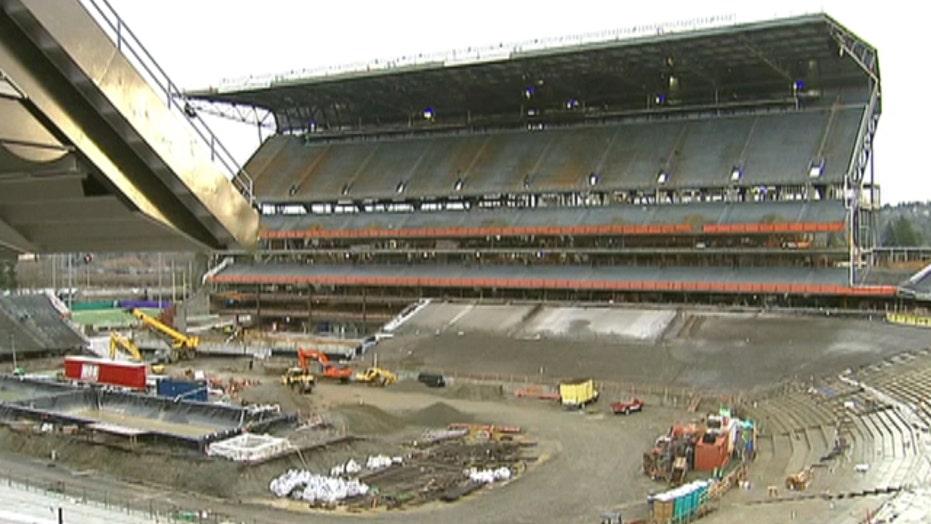 Critics slam use of tax dollars to fund college stadiums
