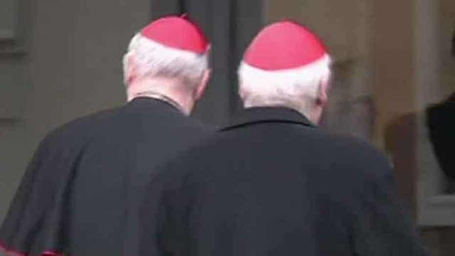 Cardinals make final preparations ahead of papal conclave