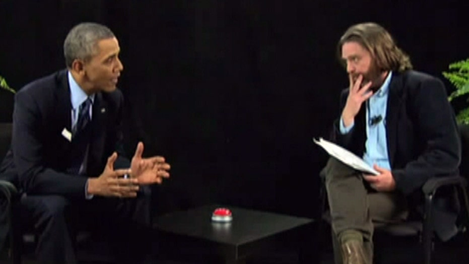 Will Obama's 'Funny or Die' pitch help health care signups?