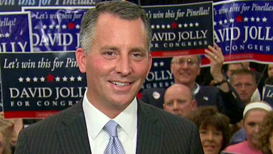 Exclusive: David Jolly on winning Fla. special election