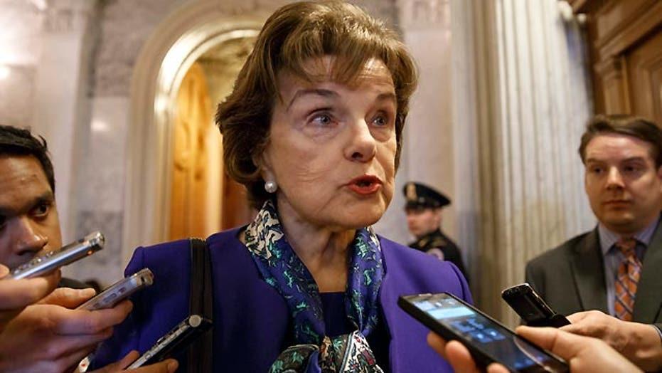 Sen. Feinstein accuses CIA of spying on staffers