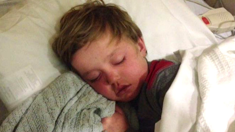 Hope for young cancer patient as treatment is approved