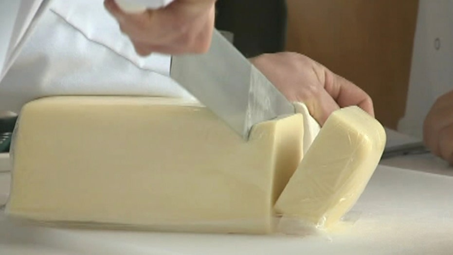 Sights, sounds and smells of US Championship Cheese Contest