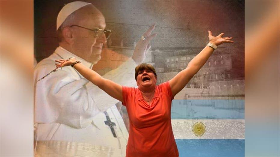 Joy in Latin America as Catholic Church makes history