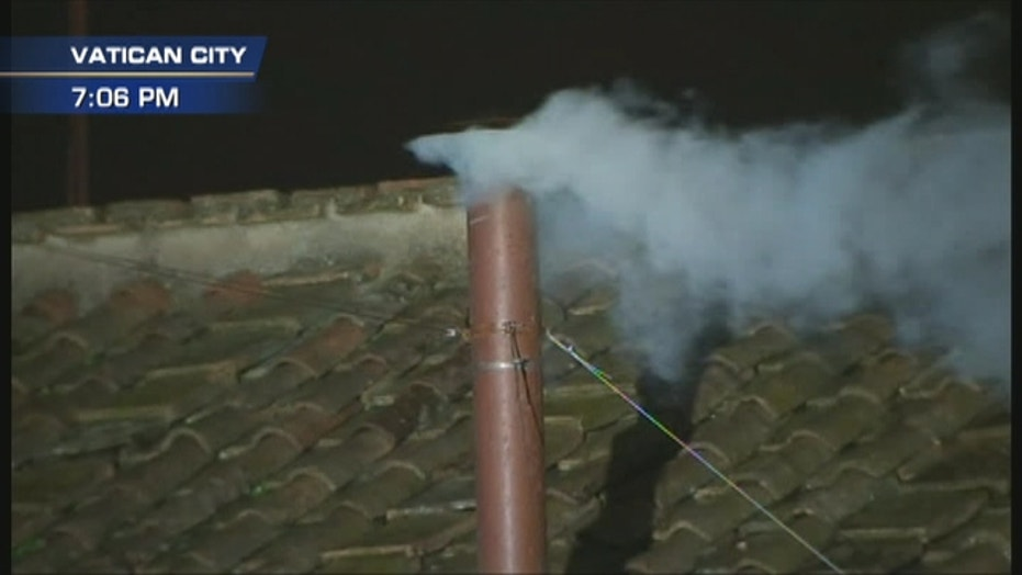 A New Pope Has Been Elected