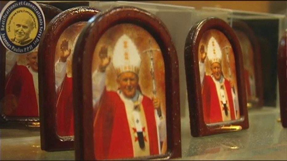 John Paul II's Legacy Looms Large