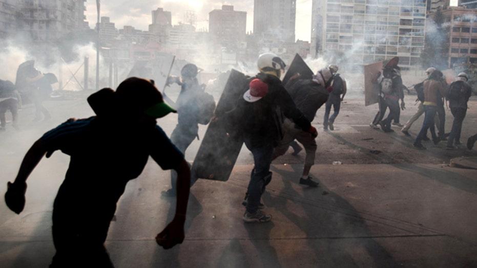 Is Venezuela the next Ukraine?