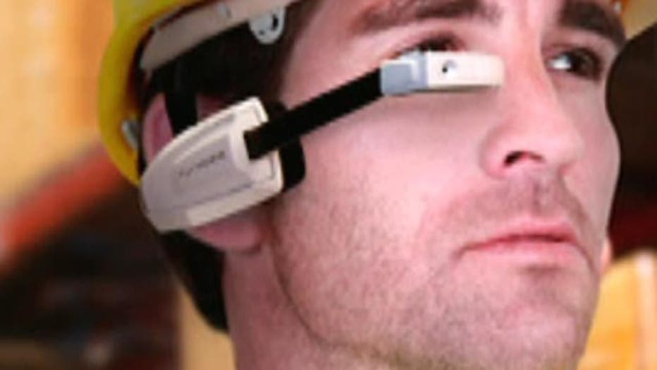 War Games: Navy researching a Google Glass of its own