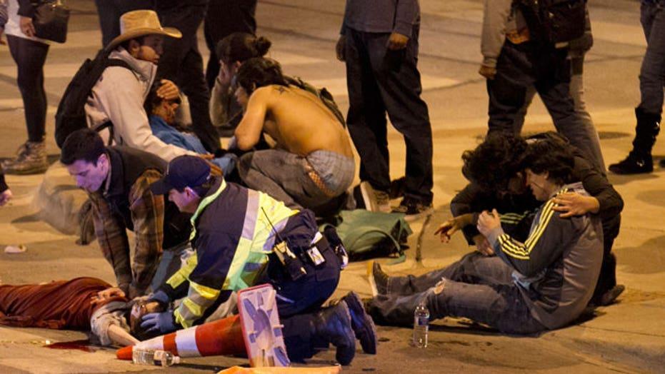 Suspected drunk driver slams into crowd at SXSW festival