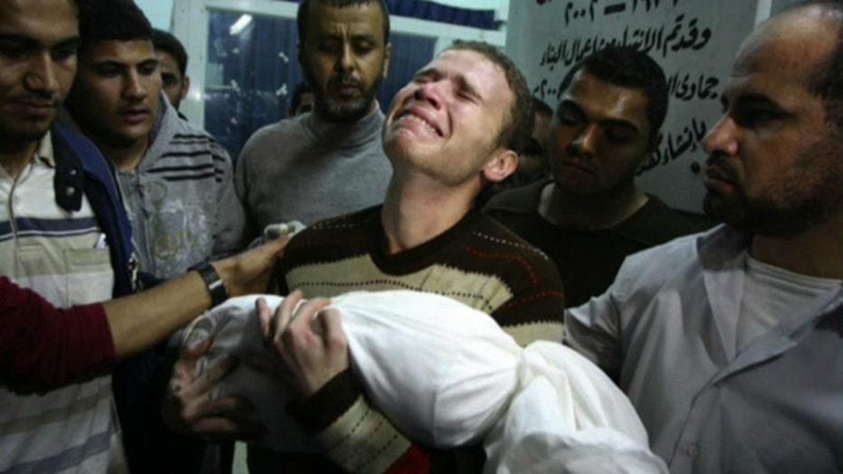 UN: No Israeli involvement in death of Palestinian child