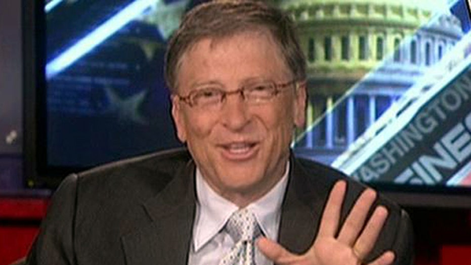 Cavuto: Does Gates do as he says?