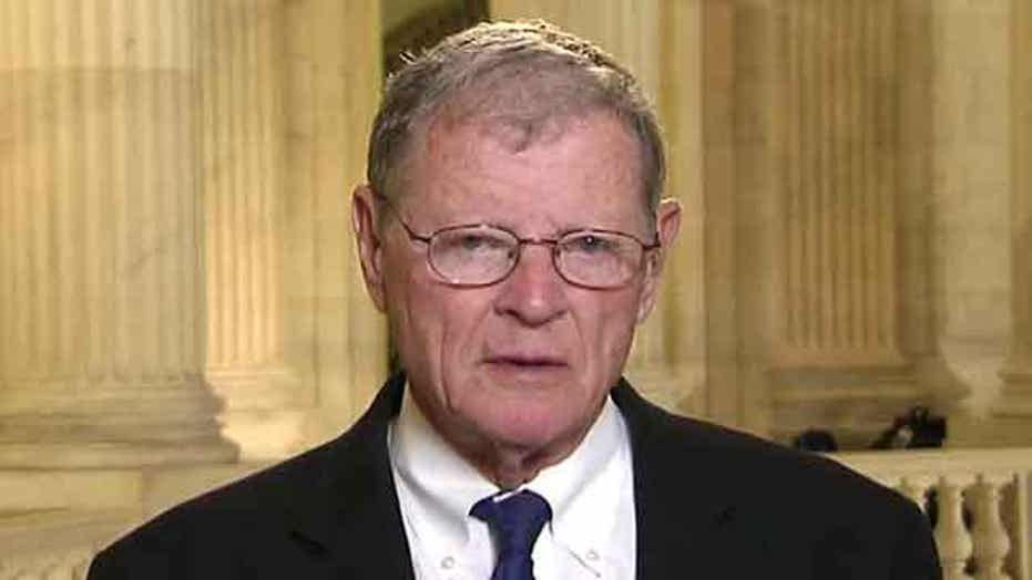 Sen. Inhofe hopes to reinstate military tuition assistance