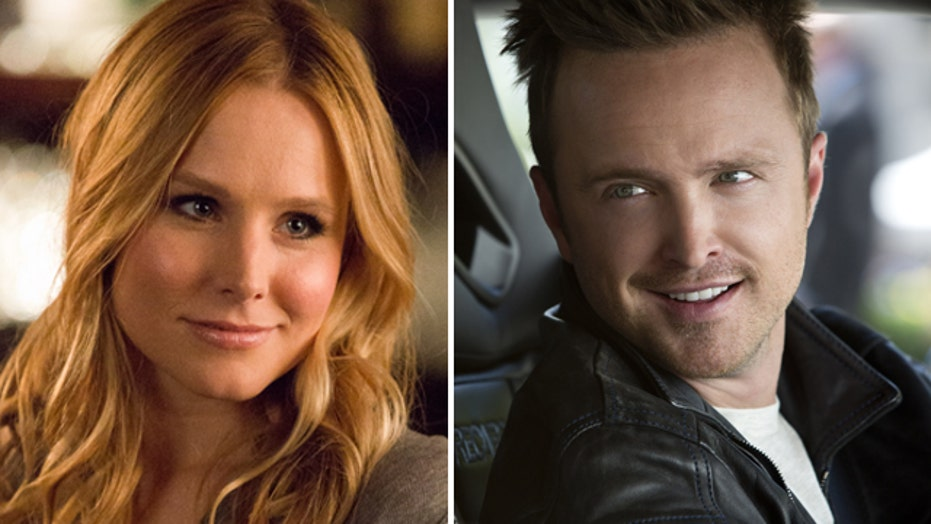 'Need for Speed' and 'Veronica Mars' race to the finish