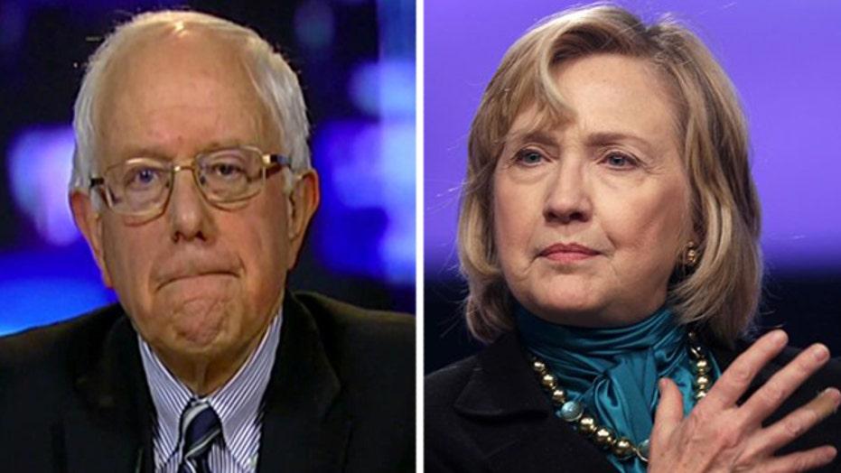 Will Bernie Sanders challenge Hillary?
