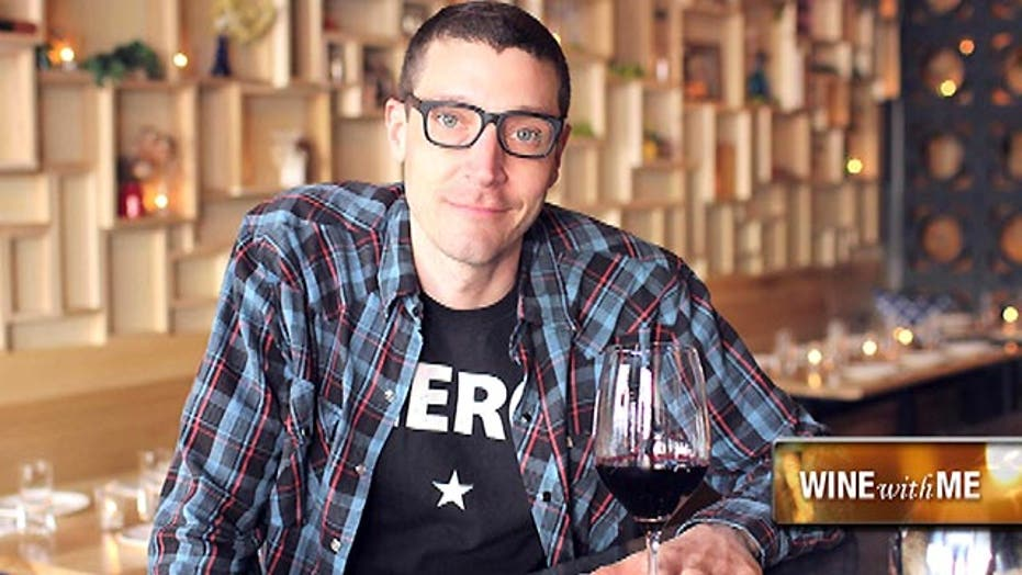 Flannel wearing sommelier makes wine easy for all